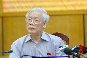 'Liên quan đến độc lập chủ quyền thì không thể nhân nhượng'