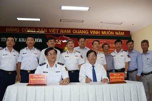 'Cảnh sát biển đồng hành với ngư dân'