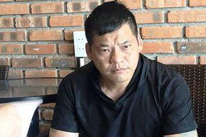 Bắt giữ đối tượng đang bị Công an Trung Quốc truy nã