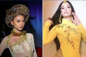 'Sao Việt còn mặc áo dài phản cảm, cớ gì lại ném đá dữ dội ca sĩ Mỹ?'