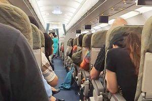Máy bay 2 lần hạ cánh bất thành xuống Đà Nẵng vì thời tiết xấu