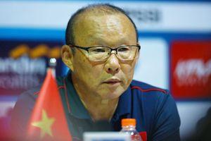 HLV Park Hang-seo: 'Tuyển Việt Nam có thể thắng Thái Lan, UAE'
