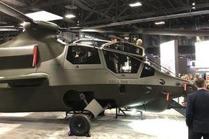 Siêu trực thăng tàng hình của Mỹ chính thức ra mắt