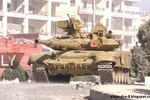 Xe tăng Syria-Thổ áp sát Manbij, sắp có trận quyết chiến?