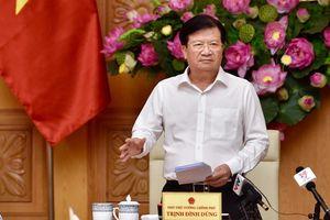 Quyết liệt, khẩn trương, cầu thị để gỡ 'thẻ vàng' đối với thủy sản Việt Nam