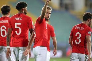 CĐV Bulgaria chào kiểu phát xít, chủ nhà thảm bại trước tuyển Anh
