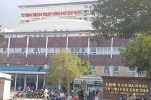 Bệnh nhân bị tai nạn giao thông nhảy lầu tử vong