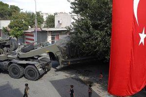 Thổ Nhĩ Kỳ quyết diệt 'trọn gói' khủng bố ở Syria