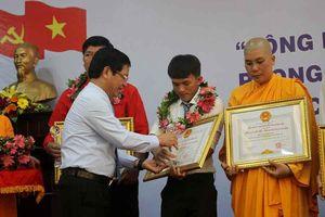 Vinh danh 9 công dân tiêu biểu tỉnh Quảng Ngãi