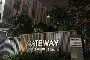 Khởi tố giáo viên chủ nhiệm vụ học sinh lớp 1 trường Gateway tử vong