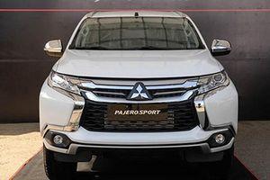 Mitsubishi Pajero Sport giảm gần 100 triệu đồng tại Việt Nam