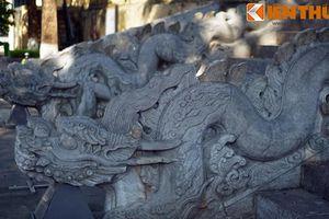 Cận cảnh cặp rồng đá 500 tuổi đẹp nhất Việt Nam