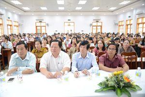 Bình Định: Bồi dưỡng, tập huấn cho 243 giáo viên tiểu học cốt cán