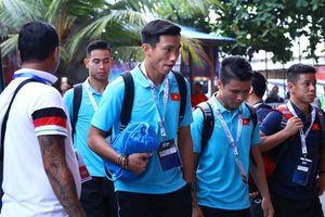 Chi tiết 11 cầu thủ tuyển Việt Nam đọ sức với Indonesia