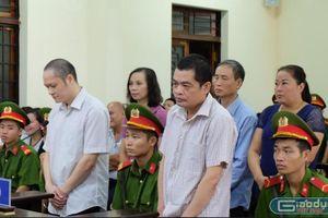 Bị cáo Nguyễn Thanh Hoài khai tin nhắn với Phó Chủ tịch tỉnh Hà Giang