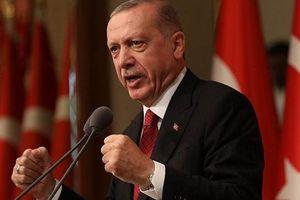 Thổ Nhĩ Kỳ quyết thực hiện đến cùng chiến dịch tại Syria