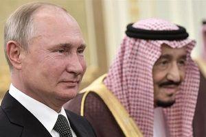 Quan hệ Nga-Arab Saudi tốt đẹp hơn bao giờ hết