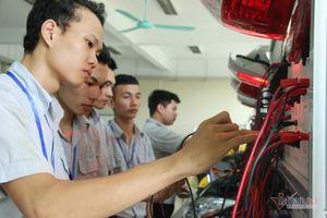 Mức thăng hạng chất lượng đào tạo nghề Việt Nam tốt nhất Đông Nam Á năm 2019