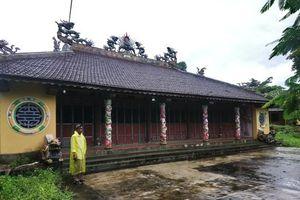 Huế: Trộm đột nhập di tích Đình làng Hiền Sỹ, 'cuỗm' mất 2 cổ vật từ thời vua Tự Đức