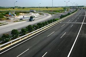 Bộ GTVT phê duyệt hồ sơ mời thầu Dự án cao tốc Bắc - Nam