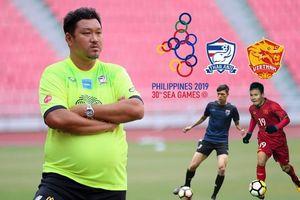 Cựu HLV U.22 Thái Lan phấn khởi khi chạm trán thầy trò Park Hang-seo ở vòng bảng SEA Games 30