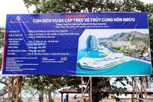 Bà Rịa-Vũng Tàu yêu cầu dừng dự án Thủy cung Hòn Ngưu
