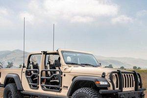 'Đấu sĩ' Jeep Gladiator XMT ra mắt, đúng chất lính chiến