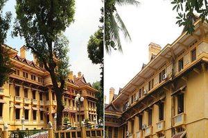 Độc đáo kiến trúc tòa nhà bộ Ngoại giao