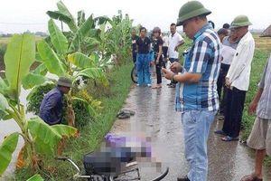 Hé lộ nguyên nhân khiến nam thanh niên tử vong dưới sông ở Nam Định