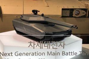 Nhận định gây sốc về xe tăng tàng hình thế hệ mới của Hàn Quốc