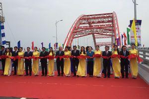 Hải Phòng: Thông xe kỹ thuật công trình cầu Hoàng Văn Thụ