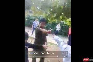 Quảng Nam: Phó Công an xã thị uy, chỉ súng vào mặt người dân