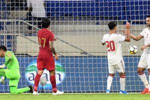 Báo Indonesia dự đoán 'điềm không lành' trước trận gặp Việt Nam