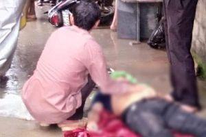 Chồng tử vong tại chỗ, vợ nguy kịch sau vụ va chạm với xe khách