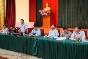 Hà Nội họp báo công bố thông tin vụ nước có 'mùi lạ': Chất styren cao gấp 3,65 lần quy chuẩn