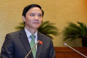 Ông Nguyễn Khắc Định sẽ ngồi 'ghế nóng' Bí thư Tỉnh ủy Khánh Hòa