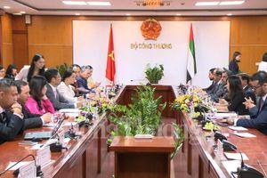 'Sẵn sàng tạo thuận lợi cho doanh nghiệp UAE đầu tư, kinh doanh tại Việt Nam'