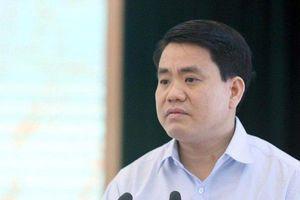 Hà Nội khuyến cáo người dân không nên dùng nước từ nhà máy nước Sông Đà để ăn uống