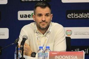 CĐV Indonesia đòi sa thải HLV để thua Việt Nam 3-1