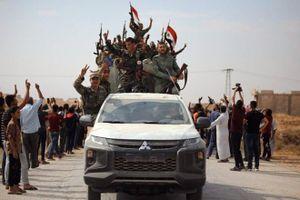 Đồng minh Mỹ hân hoan đón quân đội Syria tới giúp chống lại Thổ Nhĩ Kỳ