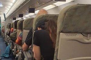 Máy bay hai lần không hạ cánh được xuống sân bay Đà Nẵng vì lý do thời tiết