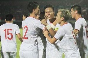 Indonesia 1 - 3 Việt Nam: Chiến thắng trọn vẹn