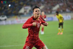Hải con lên dây cót tinh thần cho ĐT Việt Nam trước trận gặp Indonesia