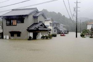 1 thuyền viên Việt Nam vẫn đang mất tích do bão Hagibis