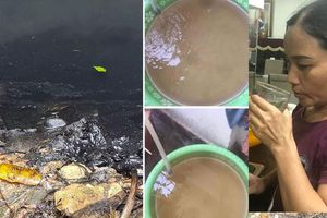 Nước sinh hoạt bốc mùi: Sao biết 'nước sạch' đã bẩn mà nỡ bán cho dân?