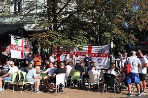 Bulgaria điều tra vụ CĐV Anh chết trước trận vòng loại Euro 2020