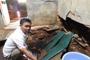 Người dân Đắk Lắk bức xúc vì doanh nghiệp phá bờ kè ngăn lũ