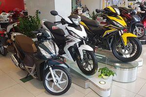 Hãng xe máy nào có doanh số ổn định nhất thị trường Việt Nam?
