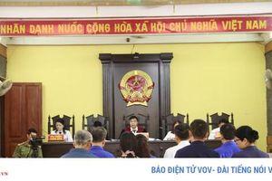 Gian lận thi cử Sơn La: Hai lần ông Hoàng Tiến Đức vắng mặt tại tòa