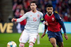 TRỰC TIẾP vòng loại EURO 2020: Tây Ban Nha làm khách Thụy Điển